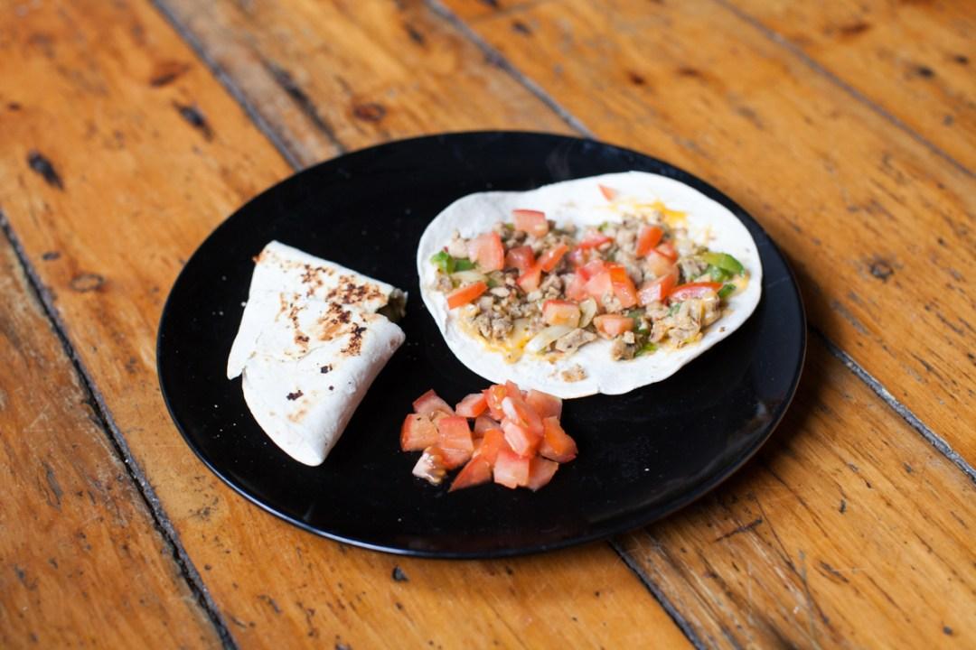 pepper tacos