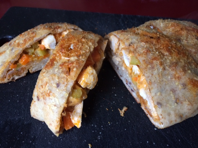 Buffalo Chicken Hot Pocket