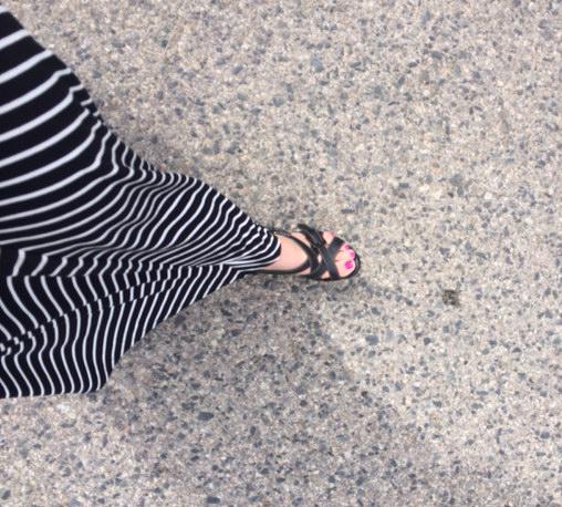 Loft Maxi Dress for Summer