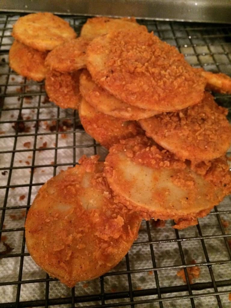 Buffalo Potato Chips