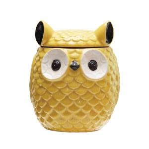 Owl Cookie Jar3