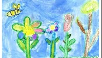 Handy Family Tips: Kids' Artwork