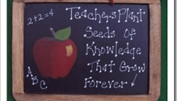 Teaching & Education Beliefs: Where They Come From