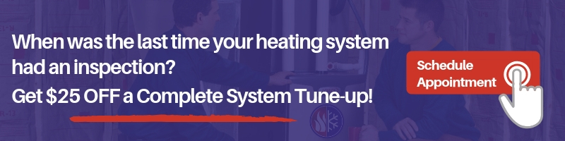 $25 OFF Complete Heating System Tune-Up | Ronk Brothers Heating and Cooling