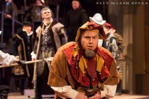 Ron Loyd as Rigoletto at Salt Marsh Opera