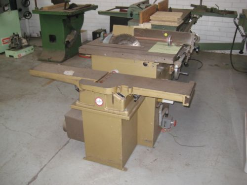 Woodfast Combination Machine