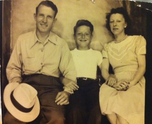 dad as a kid with parents