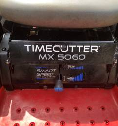 toro timecutter mx5060 zero turn lawn mower [ 1200 x 900 Pixel ]
