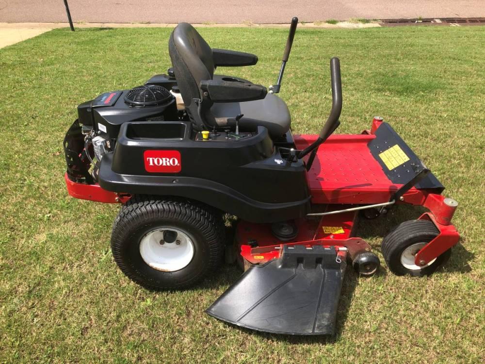 medium resolution of toro timecutter mx5060 zero turn lawn mower