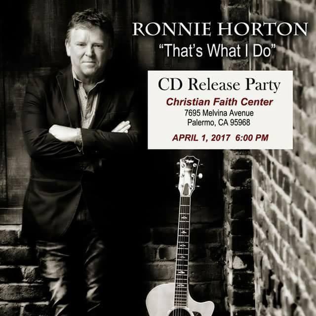 Ronnie Horton
