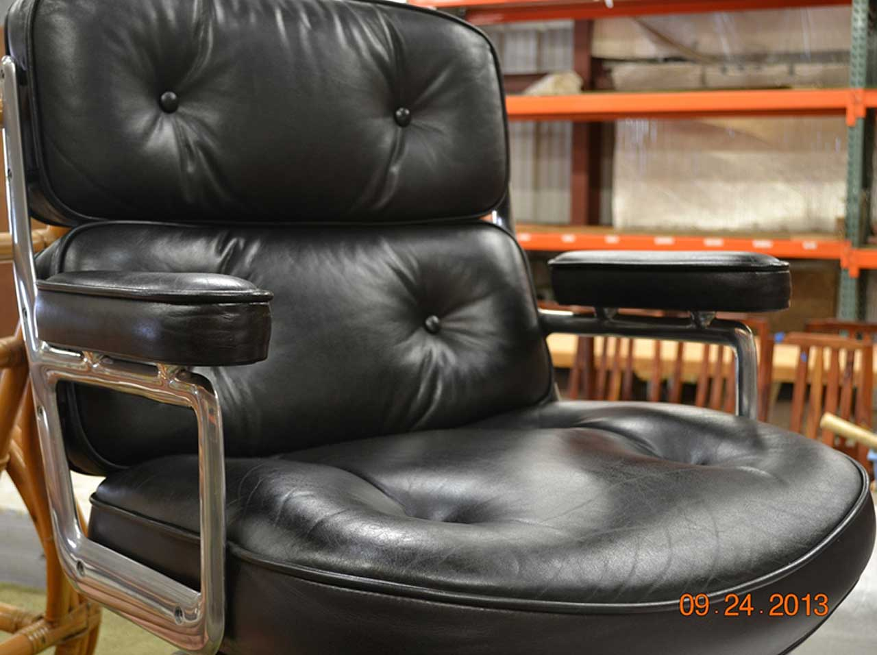 leather chair repair wicker rattan furniture and restoration gallery ron 39s