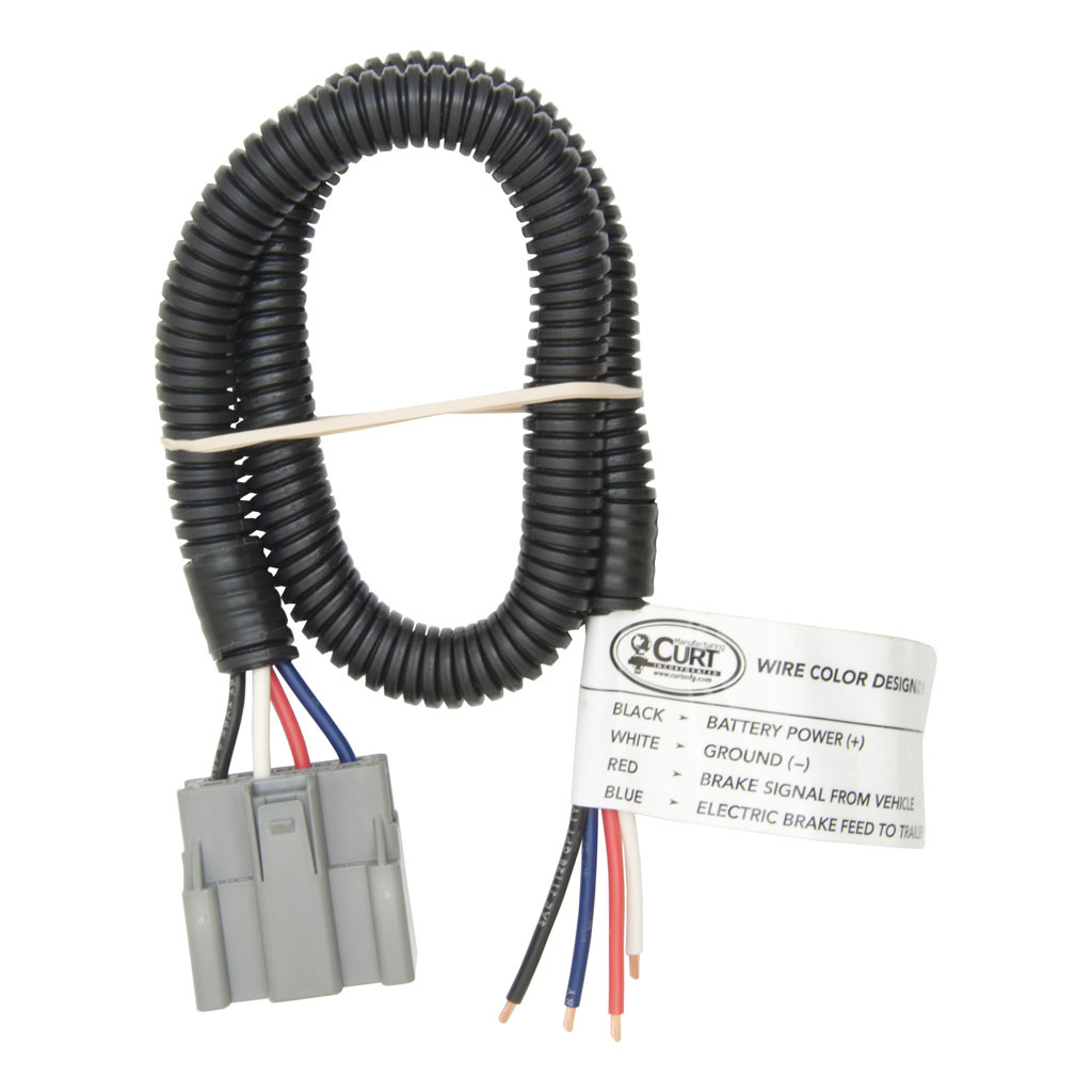 hight resolution of curt brake control harness with pigtails 51435 ron u0027s toy shopford brake control wiring harness