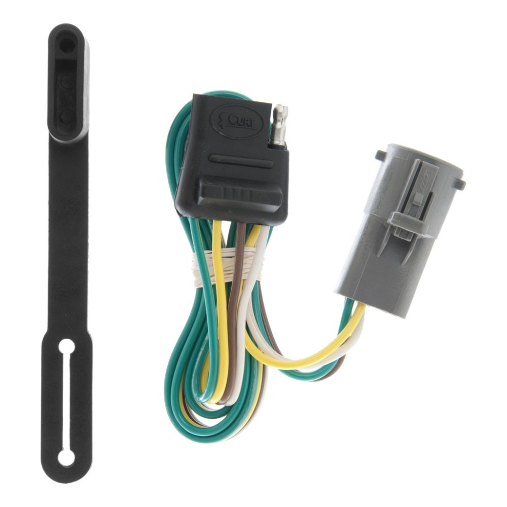 medium resolution of curt custom wiring connector 55241