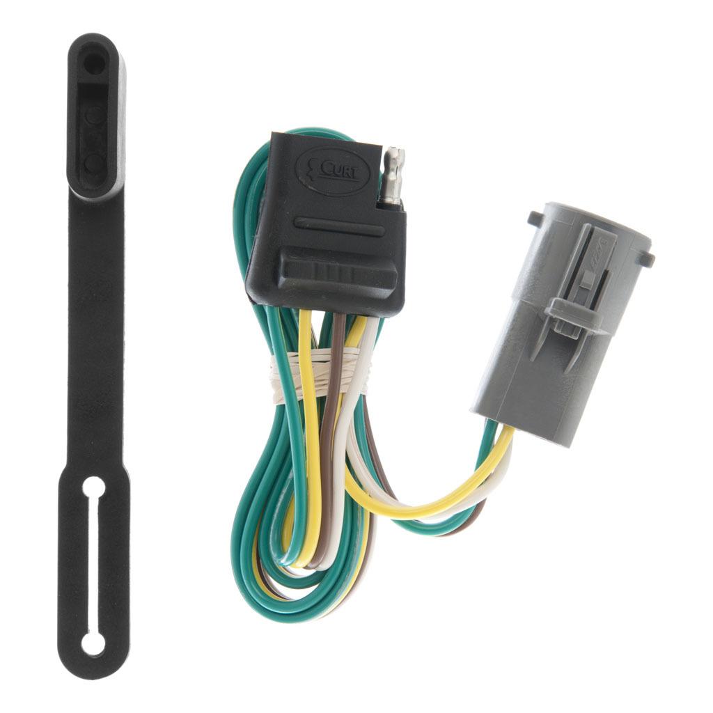 hight resolution of curt custom wiring connector 55241