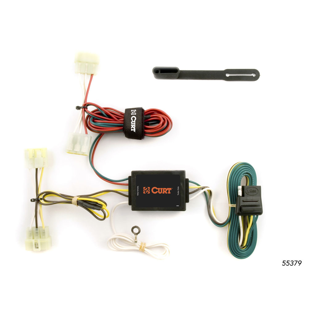 hight resolution of curt custom wiring harness 55379 ron s toy shop curt hitch wiring kit
