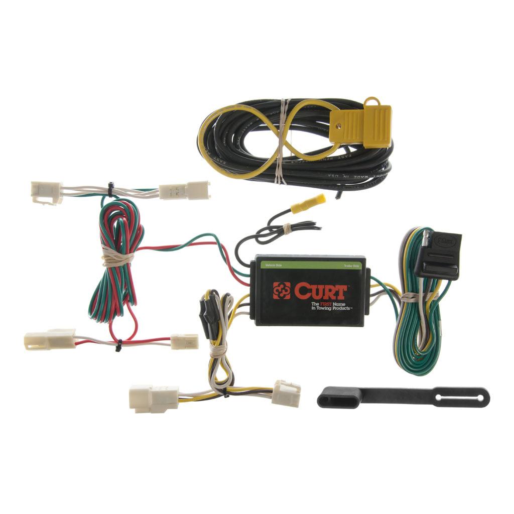 hight resolution of  85 20 68 16 curt custom wiring harness