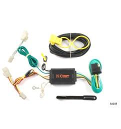 curt custom wiring harness 56035 ron s toy shop rh ronstoyshop com trailer hitch wiring harness dutchman trailer wiring harness [ 1024 x 1024 Pixel ]