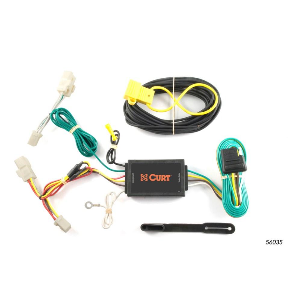 medium resolution of curt custom wiring harness 56035 ron s toy shop rh ronstoyshop com trailer hitch wiring harness dutchman trailer wiring harness