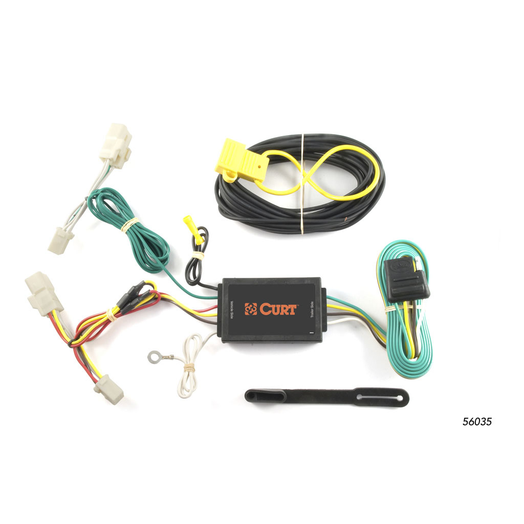 hight resolution of curt custom wiring harness 56035 ron s toy shop rh ronstoyshop com trailer hitch wiring harness dutchman trailer wiring harness