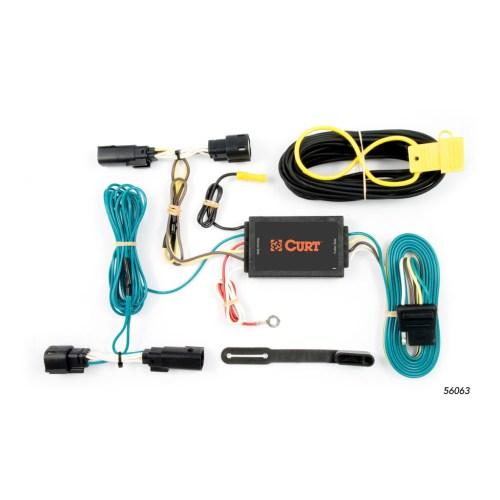 small resolution of curt custom wiring harness 56063 ron u0027s toy shopford flex trailer wiring harness 20