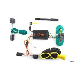 curt custom wiring harness 56090 ron s toy shop 2009 e350 trailer plug fuse 2017 ford transit [ 1024 x 1024 Pixel ]