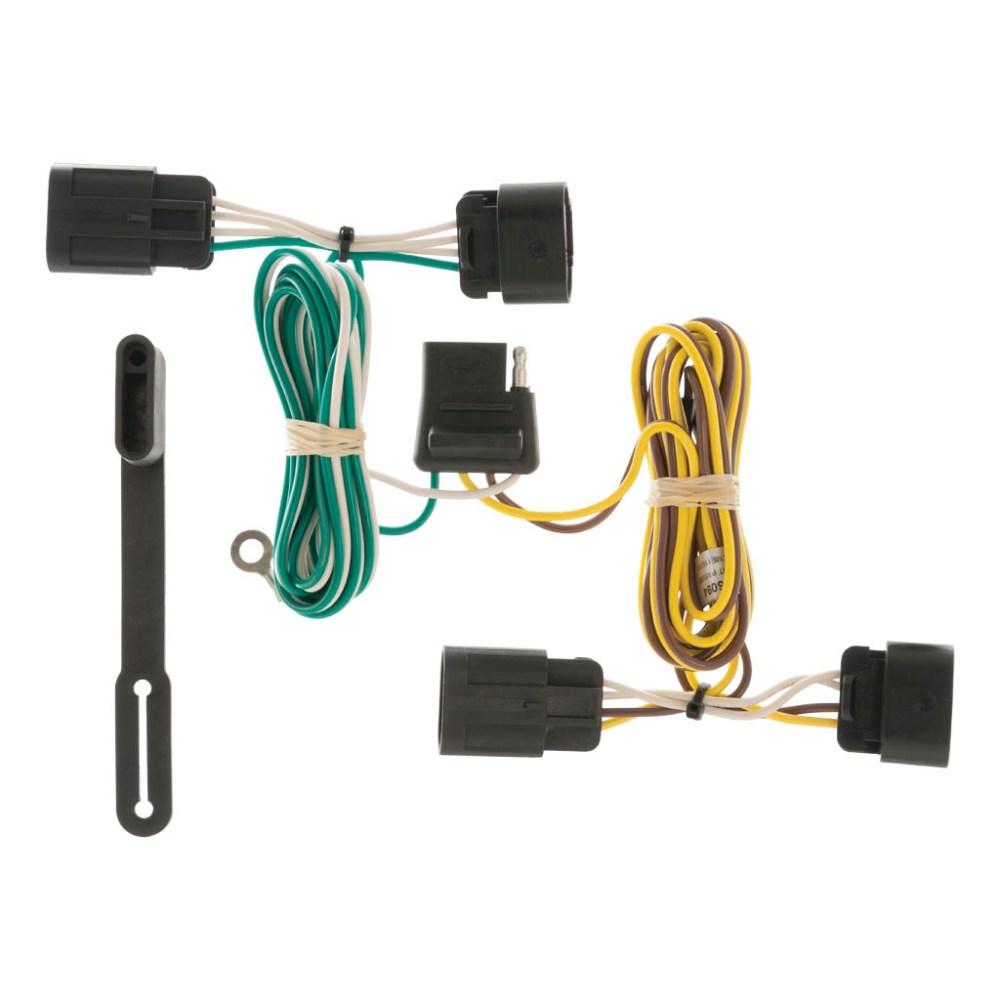 medium resolution of  41 15 32 92 curt custom wiring harness
