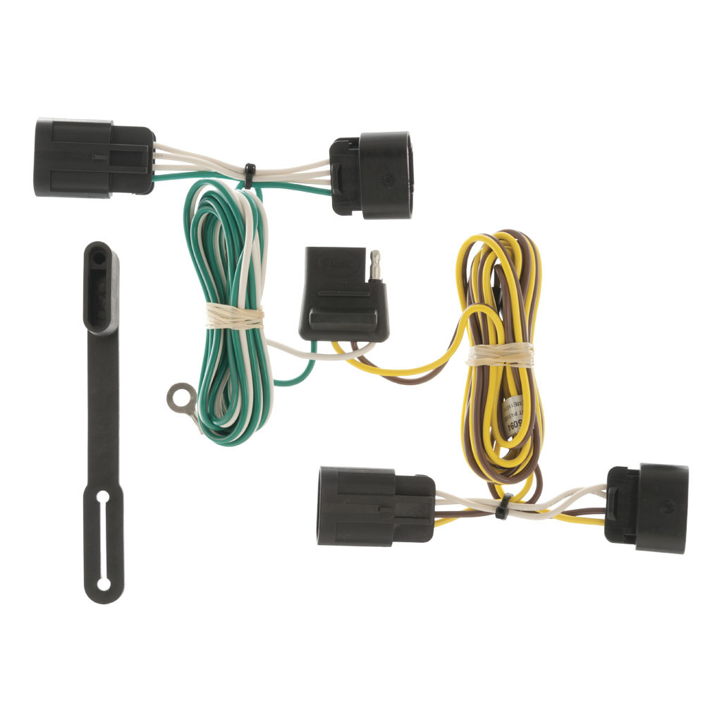 hight resolution of  41 15 32 92 curt custom wiring harness