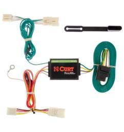 curt wiring harnes installation [ 1024 x 1024 Pixel ]