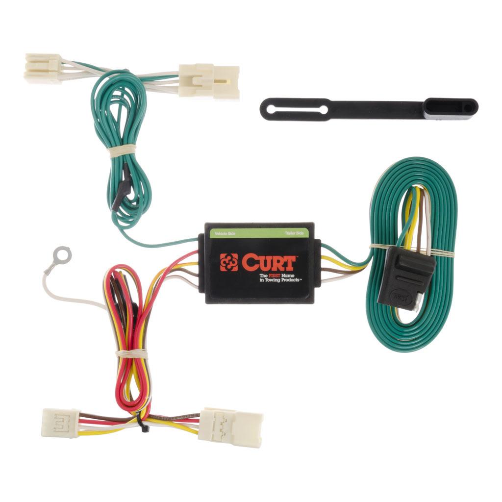 hight resolution of curt wiring harnes installation