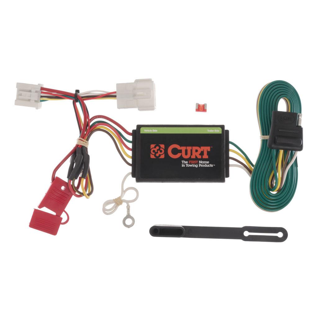 curt 7 way rv blade wiring diagram astra mk4 radio wrg 4948 trailer harness