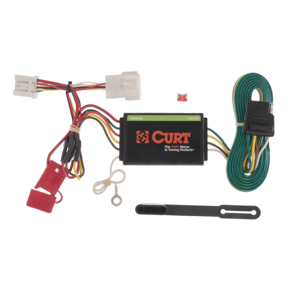 medium resolution of curt custom wiring harness 56158 ron s toy shop 2007 honda crv radio wire harness color codes honda crv wire harness