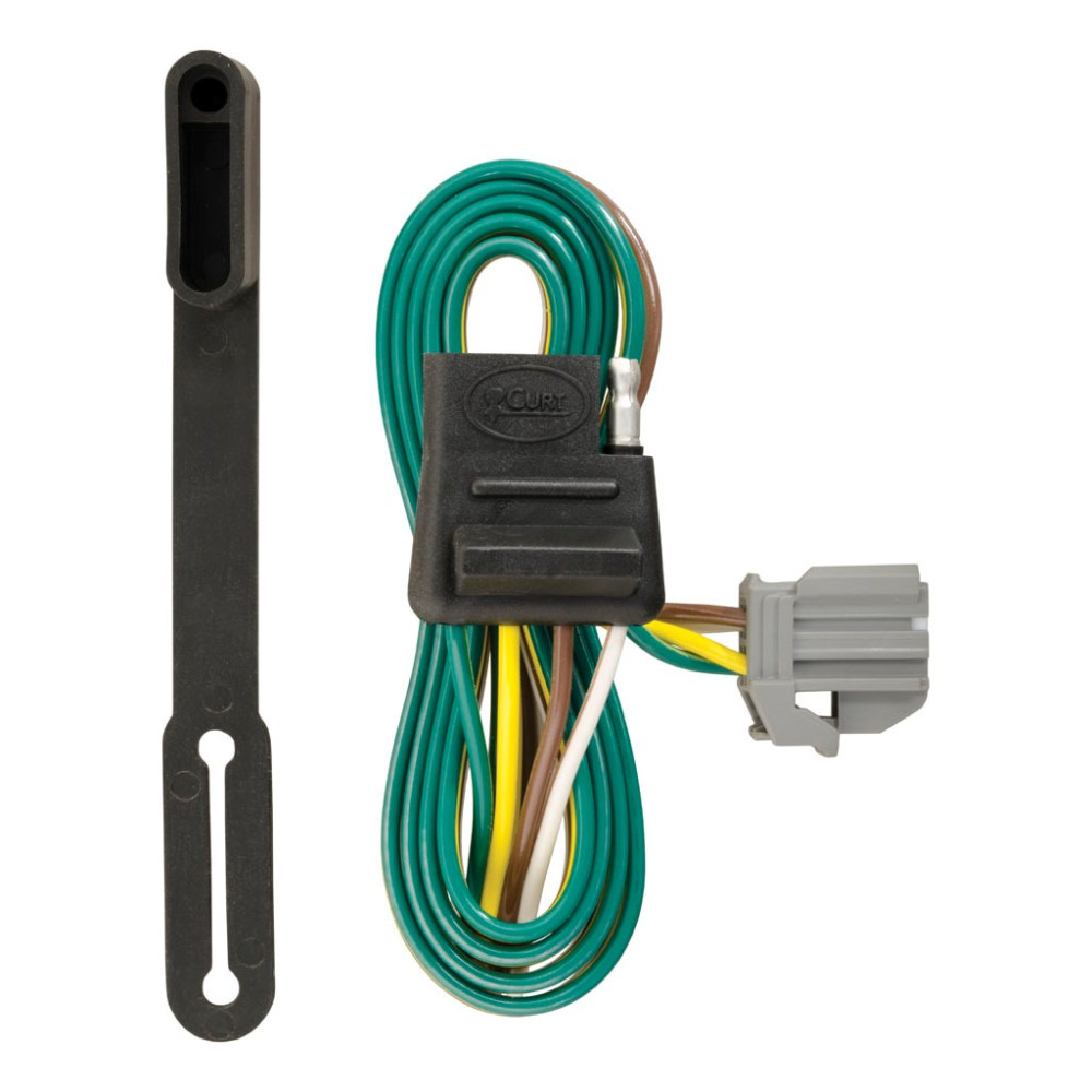 medium resolution of gm trailer wiring adapter wiring library trailer hitch wiring harness 17 21 13 77 curt custom