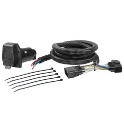 curt custom wiring harness 56278 ron s toy shop trailer wiring harness for 2016 ford f150 [ 1024 x 1024 Pixel ]