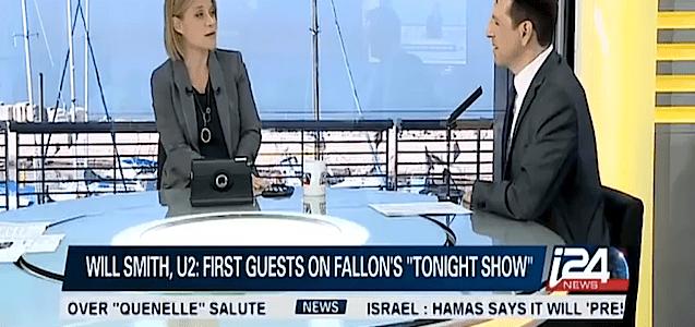 Jimmy Fallon debuts on the Tonight Show