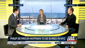i24news_phillip_symour_hoffman_dies