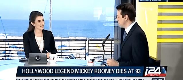 Mickey Rooney In-Memoriam