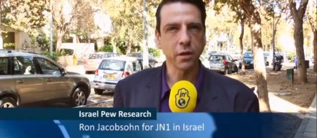 Ron Jacobsohn meets the people behind the Pew Report on Jews in America