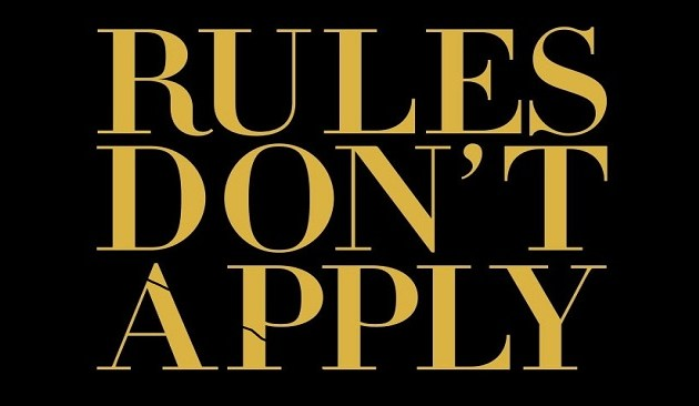 Ron Jacobsohn Reviews Rules Don't Apply