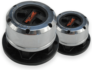 Kia Sportage 4x4 locking hubs