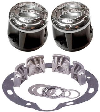 Mile Marker 503 conversion kit with locking hubs