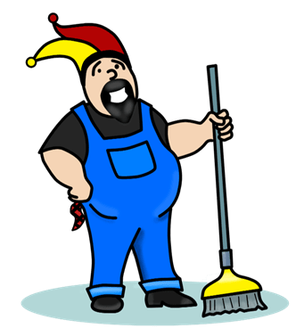 Ron the Web Guy - website janitor