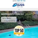 Independently Dunn pool and spa