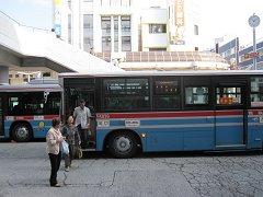 来ないバス