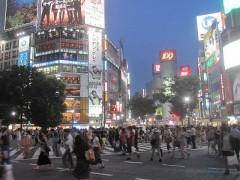 14 Shibuya Crossing