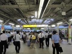 東京駅5番線6番線ホーム