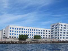 世界最大の海運コングロマリット「マースク」本部