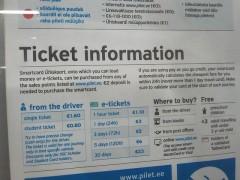 乗車券の買い方が…