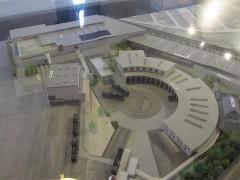 ここに新たな鉄道博物館ができる