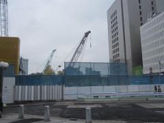 三信ビルはようやく新しいビルに…