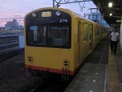 西桑名駅到着